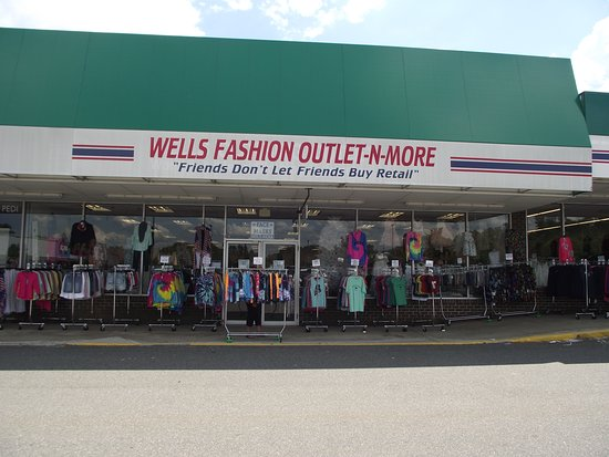 Wells Fashion Outlet N' More