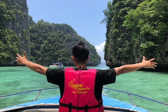 Phi Phi Islands Speed Boat Tour...