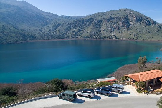 Cretan View - L'excursion en 4x4 «North-South Tour» dans l'ouest de...