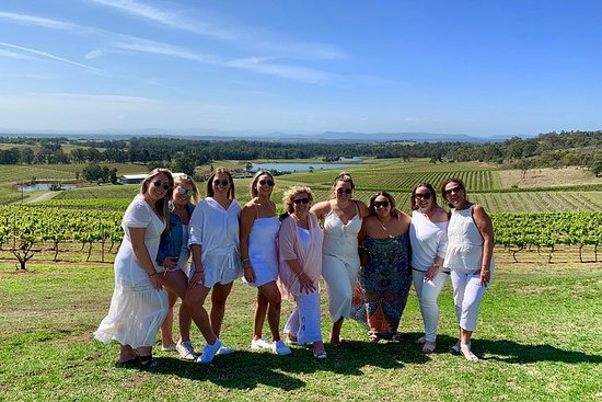 Hunter Valley Wine Tasting All...