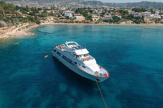 Crucero de medio día Ocean Flyer desde el puerto de Paphos