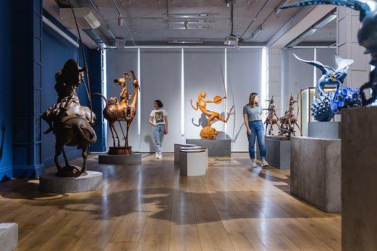 Gallery of V. Bronshteyn