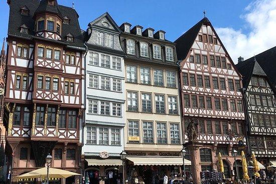 1-dages Frankfurt-kort Enkelt...