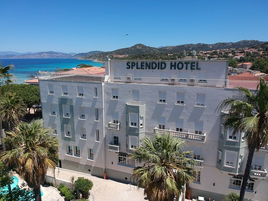 Hotel Splendid, Hotels in Korsika