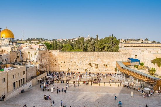 Old and New Jerusalem Day Trip from Tel...