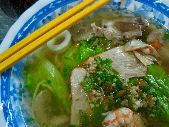Ho Chi Minh City, Vietnam: Vietnamese cuisine.