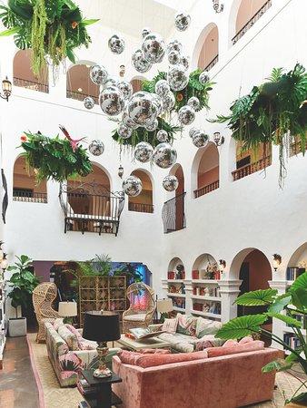 Casa Faena Atrium