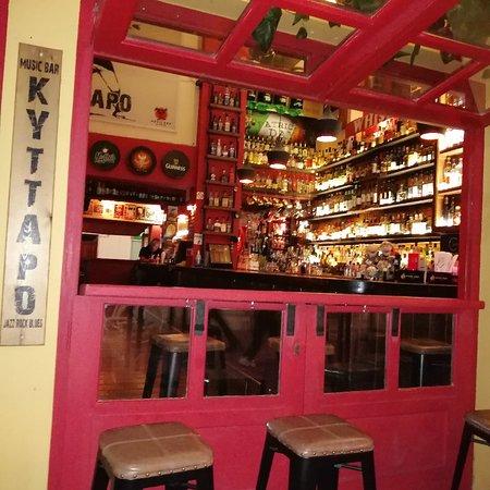Kyttaro whisky bar