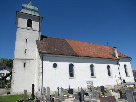 Eglise De Pleigne