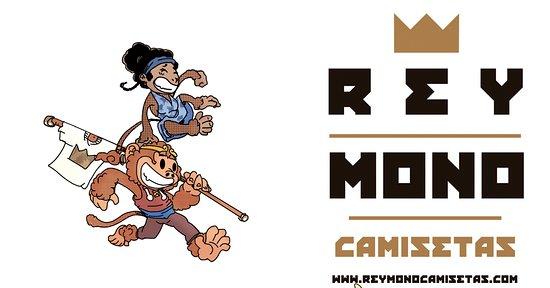 Rey Mono Camisetas