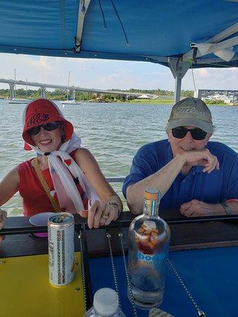 Senior Citizens aboard