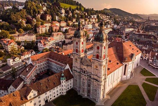 Private Trip from Zurich to St. Gallen & Appenzell