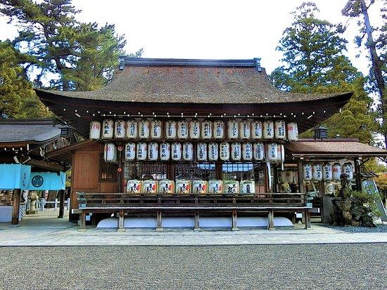 Takebe Taisha Haiden