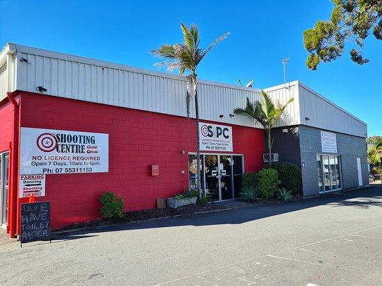Southport, Austrália: Welcome to all.