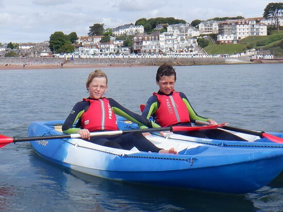 Guided Stand UP Paddleboard Adventure: The boys said they had a brilliant time with Rich