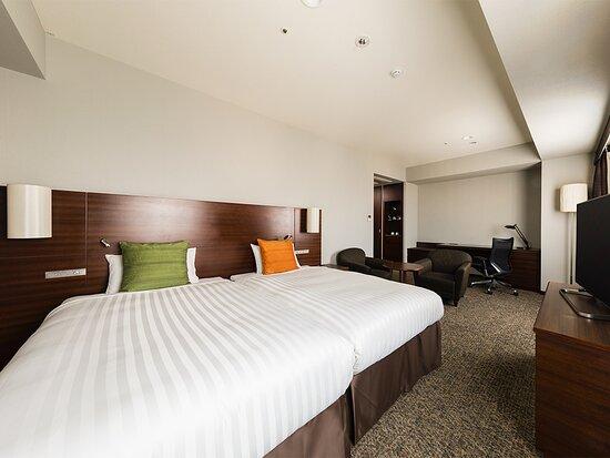 JR-East Hotel Mets Komagome