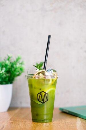Meron Zalau - Matcha Lemonade