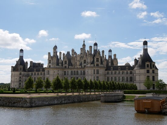 ‪‪Château de Chambord Skip the line ticket (castle and gardens)‬: Le château‬