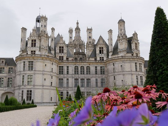 Château de Chambord Skip the line ticket (castle and gardens): Château et jardins