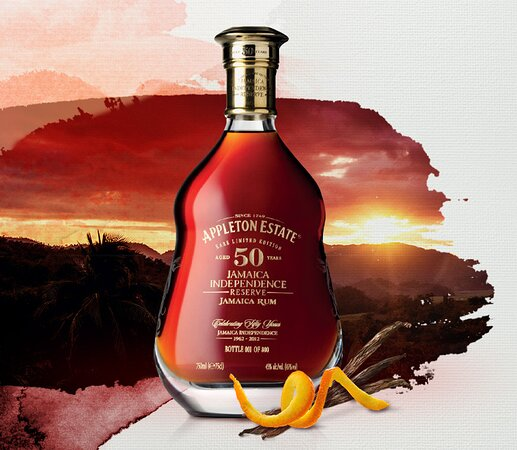 Appleton Estate Rum Experience