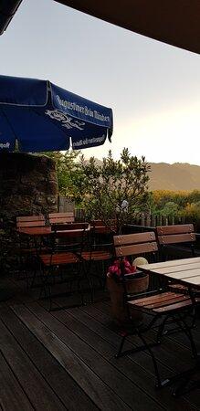 Bodega y Amigos: Terrasse