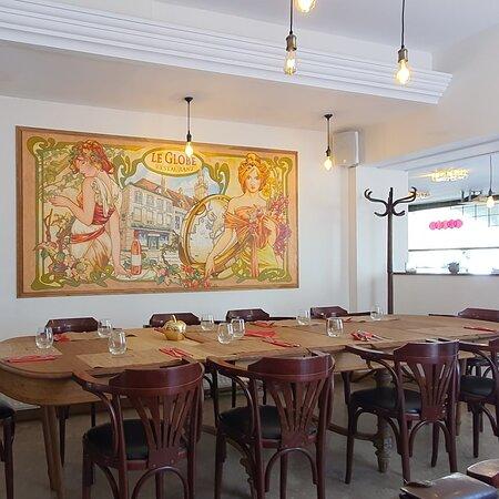 Le Globe - Bar Brasserie