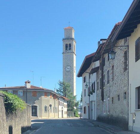 Spilimbergo, Italia: Stiamo arrivando .....