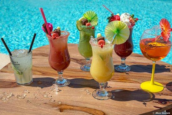 Venez déguster nos cocktails.