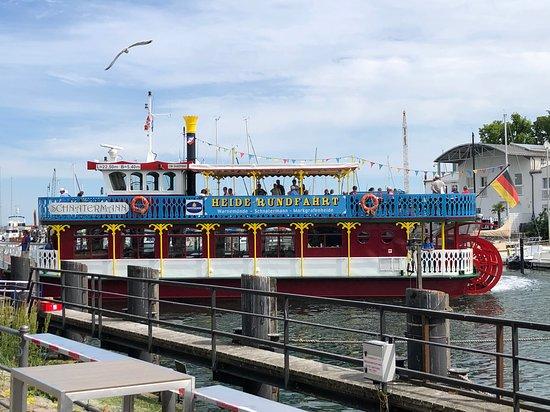 Warnow-Personenschifffahrt