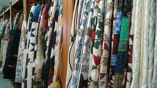 Kalona, Iowa: Quilt Room