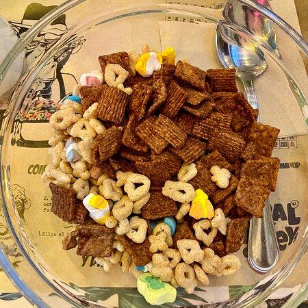 imagen Cereal Monkeys en Madrid