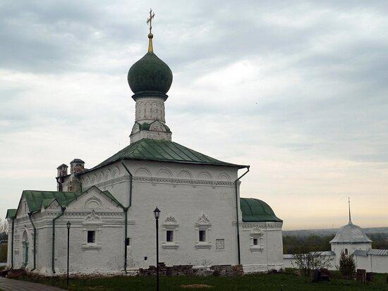 Храм Всех Святых All Saints Church г. Переславоь-Залесский