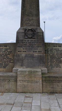 Wemyss Bay War Memorial