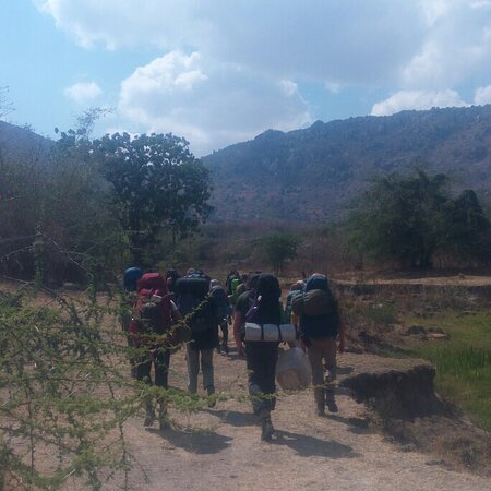 Iringa Region, Tanzania: We offer you trekking and hiking around it is camping and walking for six to eight days last days we stay with masai for the night for more experience with this nomadic tribes .
