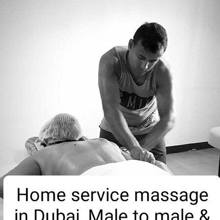 דובאי, איחוד האמירויות הערביות: Home and hotels service body massage 