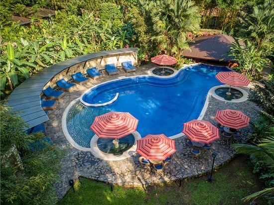 Rio Celeste Hideaway Hotel, hoteles en Rincon de La Vieja