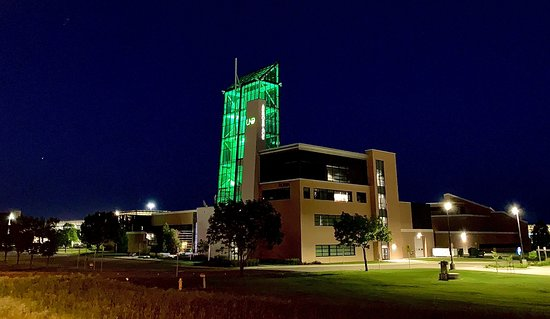 Center for Aerospace Sciences, University of North Dakota