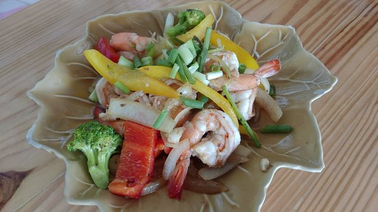 Very good and tasty Thai food
