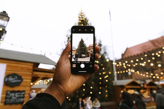 Visite magique de Noël à Levoca