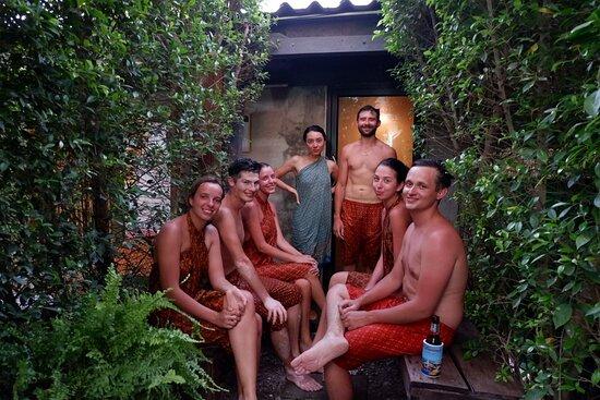 Thai Herb Steam Sauna Hua Hin