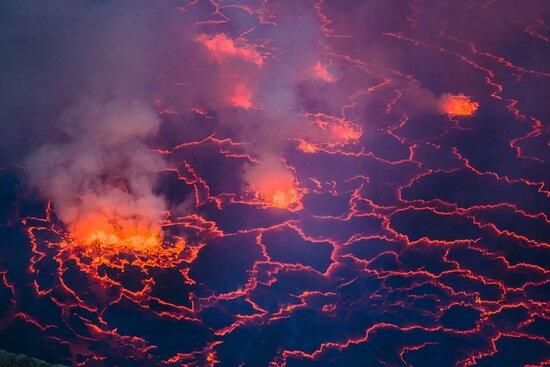 Nyiragongo Volcanoes