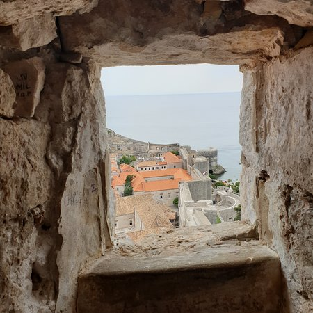 Dubrovnik, Old Town Castle, GAME OF THRONES