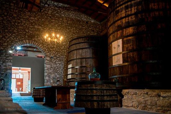 Samos Town, Greece: Samos Wine Museum