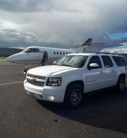 אואחאקה, מקסיקו: Transporte Privado Aeropuerto Hotel.