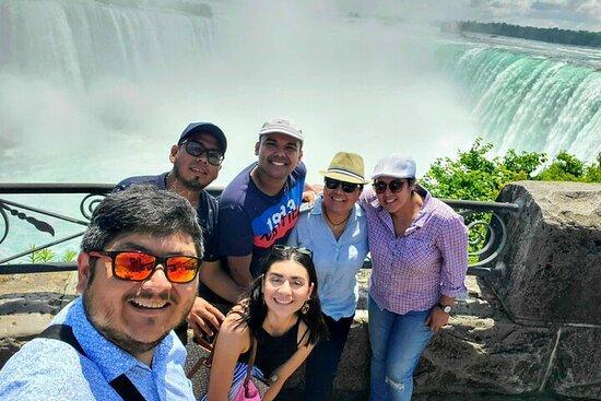 Niagara Falls & Icewine Experience in...