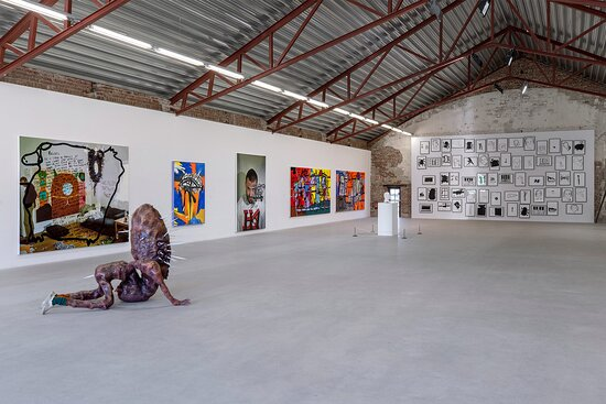 Vestfossen Kunstlaboratorium – a centre for contemporary art