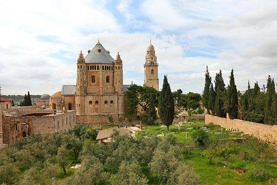 Ciudad Vieja de Jerusalén y el Monte...