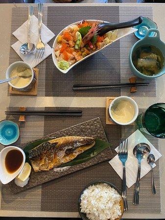 樓上高檔日本菜 價錢合理