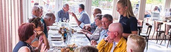 Restaurant de Veenderij, voor een heerlijke lunch of diner!
