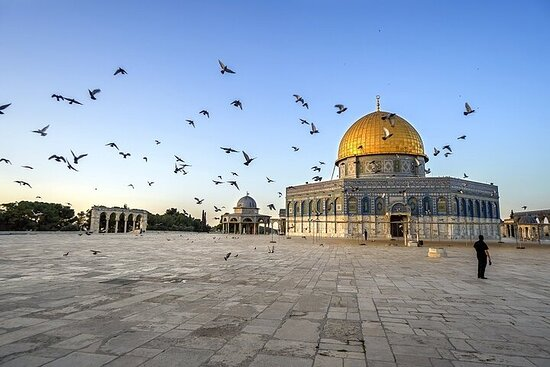 Jerusalem Temple Mount & Dome of the...